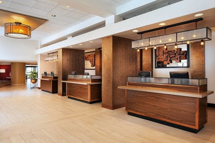 Lobby | Four Points by Sheraton Los Angeles International Airport