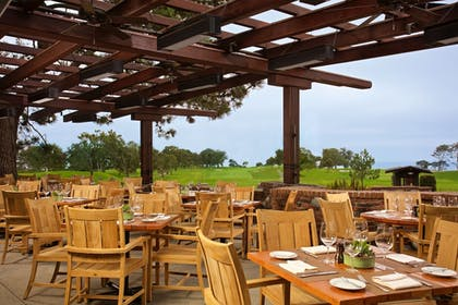 Breakfast Area | The Lodge at Torrey Pines