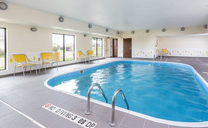 Indoor Pool | Fairfield Inn & Suites Victoria