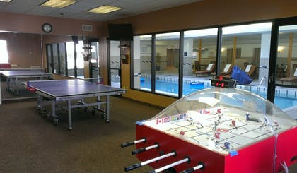 Indoor Pool | The Madison Concourse Hotel and Governor's Club