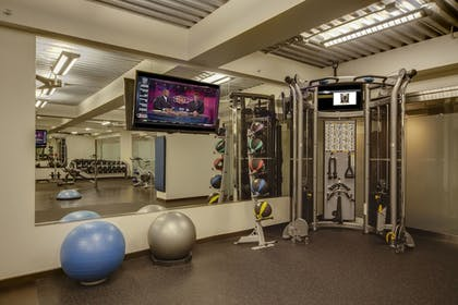 Gym | The Madison Concourse Hotel and Governor's Club