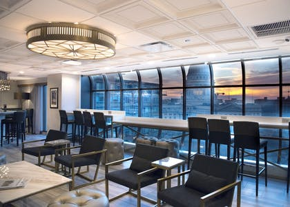 Hotel Lounge | The Madison Concourse Hotel and Governor's Club