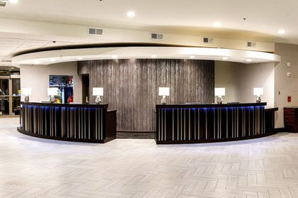 Check-in/Check-out Kiosk | The Madison Concourse Hotel and Governor's Club