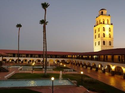 Front of Property - Evening/Night   Hotel Mission de Oro