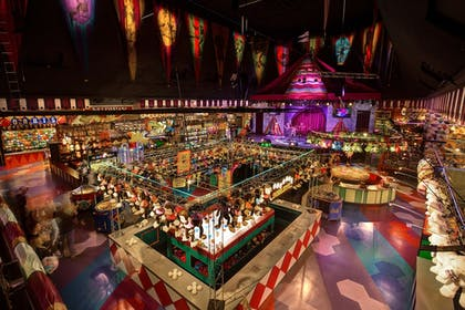 Childrens Play Area - Indoor | Circus Circus Hotel Casino Reno at THE ROW