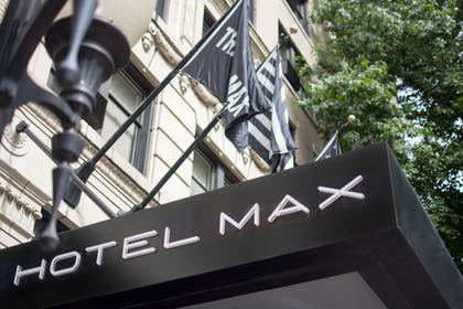 Exterior detail | Hotel Max