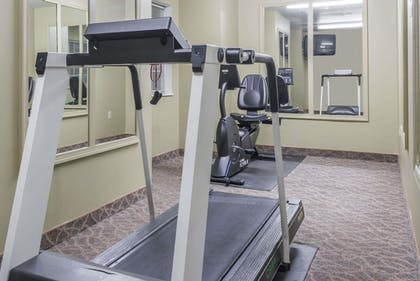 Fitness Facility | Microtel Inn & Suites by Wyndham West Chester