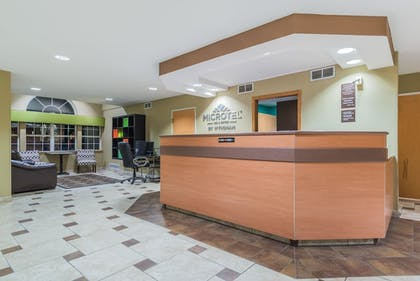 Lobby | Microtel Inn & Suites by Wyndham West Chester