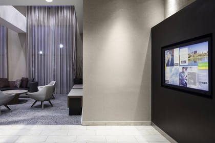 Interior | Courtyard by Marriott Omaha Downtown