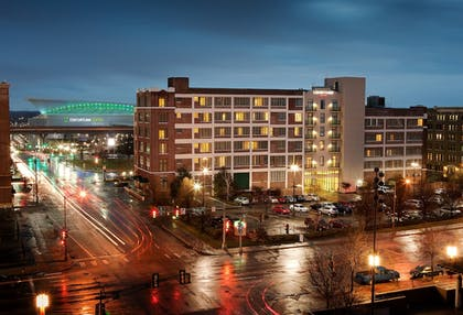 City View | Courtyard by Marriott Omaha Downtown