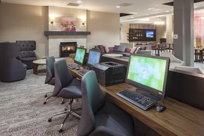 Business Center | Courtyard by Marriott Omaha Downtown