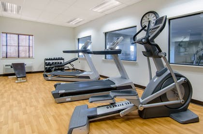 Fitness Facility | Comfort Inn St. Robert / Fort Leonard Wood