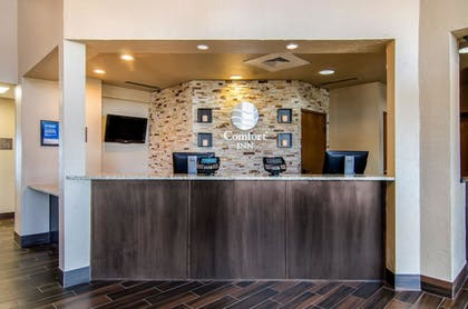 Lobby | Comfort Inn St. Robert / Fort Leonard Wood