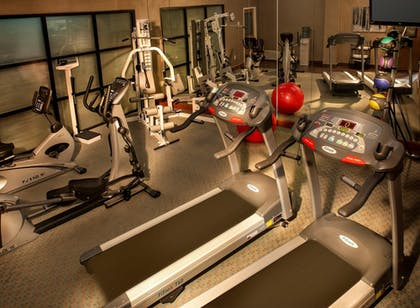 Fitness Facility | Best Western Plus Lewisville/Coppell