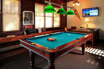 Billiards   The Historic Crags Lodge by Diamond Resorts