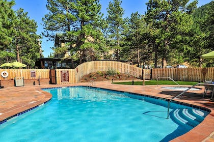 Pool   The Historic Crags Lodge by Diamond Resorts