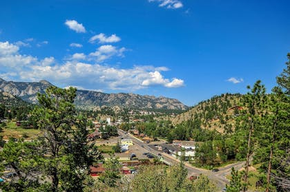View from Hotel   The Historic Crags Lodge by Diamond Resorts