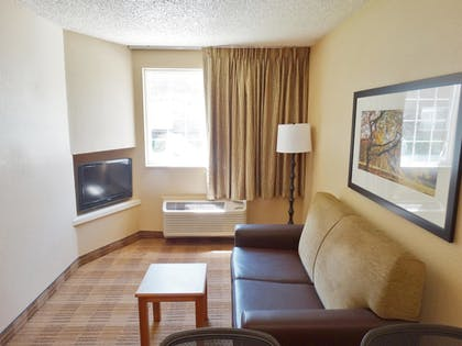 Guestroom | Extended Stay America Annapolis - Admiral Cochrane Drive