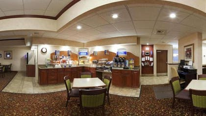 Buffet | Holiday Inn Express Hotel Dayton-Huber Heights