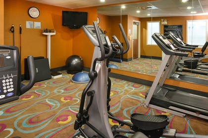 Fitness Facility | Holiday Inn Express Hotel Dayton-Huber Heights