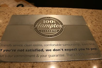 Interior Detail | Hampton Inn Manheim