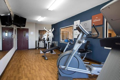 Fitness Facility | Comfort Suites North
