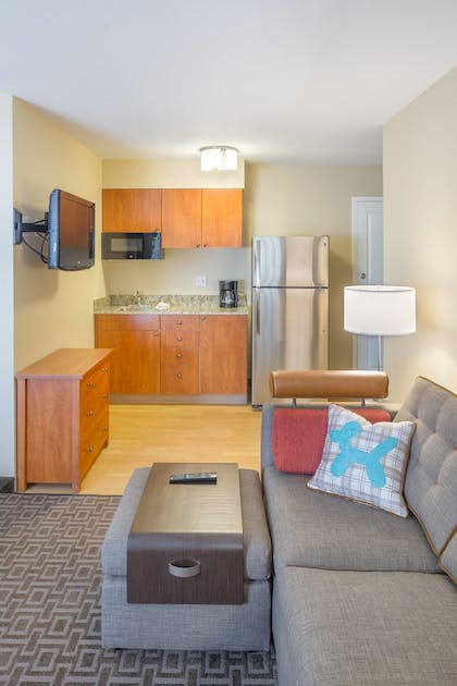 In-Room Kitchen | TownePlace Suites by Marriott Portland Hillsboro