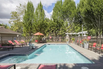 Outdoor Pool | TownePlace Suites by Marriott Portland Hillsboro
