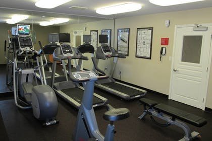 Fitness Facility | TownePlace Suites by Marriott Portland Hillsboro
