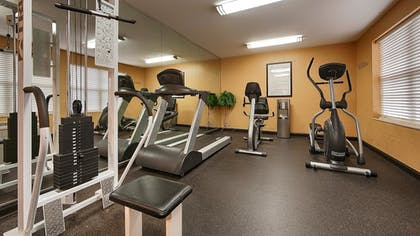 Sports Facility | Best Western Plus Bessemer Hotel & Suites