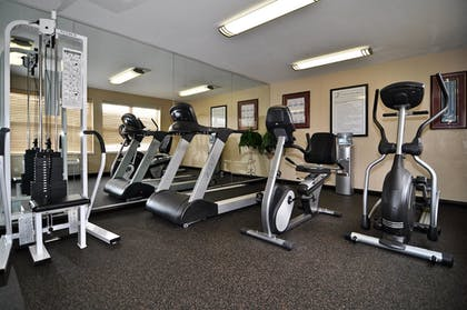 Fitness Facility | Best Western Plus Bessemer Hotel & Suites