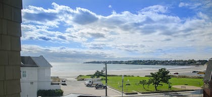 Land View from Property | Atlantic Beach Hotel & Suites