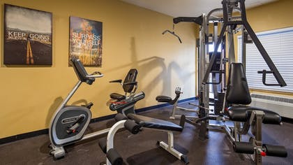 Fitness Facility | Best Western Plus DFW Airport Suites