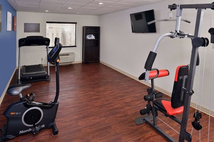 Fitness Facility | Comfort Suites Columbus