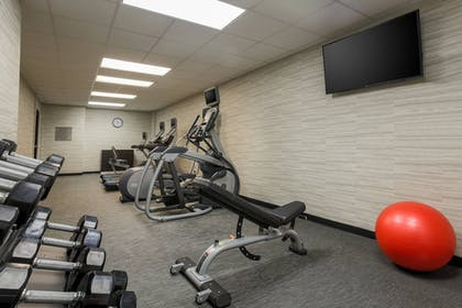 Fitness Facility | Courtyard Monroe Airport
