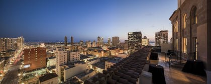 City View | Courtyard by Marriott San Diego Downtown