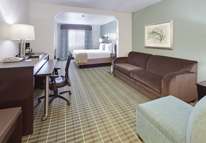 Room | Holiday Inn Express Monticello