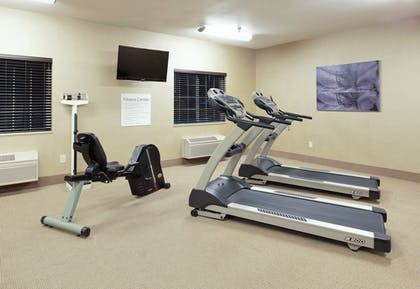 Fitness Facility | Holiday Inn Express Monticello
