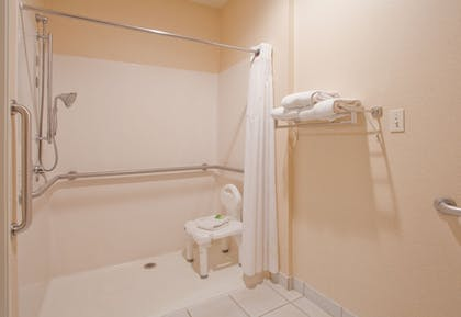 Bathroom   Holiday Inn Express Hotel & Suites Beatrice