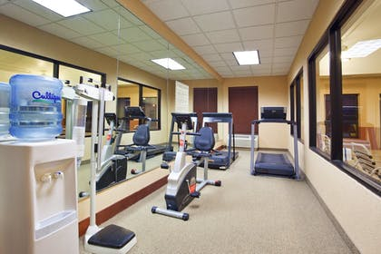 Fitness Facility | Holiday Inn Express Hotel & Suites Cleveland-Streetsboro
