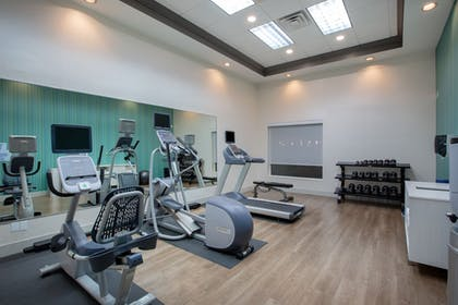 Fitness Facility | Holiday Inn Express Hotel & Suites Columbus