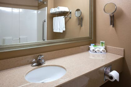 In-Room Amenity | Holiday Inn Express & Suites Worthington