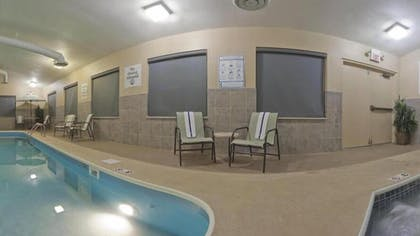 Indoor Pool | Holiday Inn Express Hotel & Suites Ashtabula-Geneva
