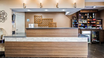 Lobby | Best Western Plus Sanford Airport/Lake Mary Hotel