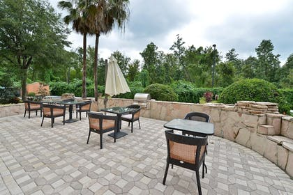 Terrace/Patio | Best Western Plus Sanford Airport/Lake Mary Hotel