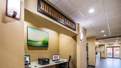 Business Center | Best Western Plus Sanford Airport/Lake Mary Hotel