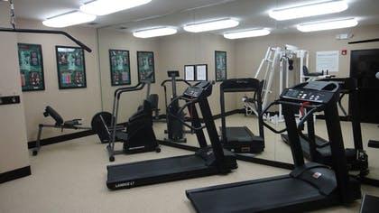 Fitness Facility | Holiday Inn Express & Suites Houston North Intercontinental