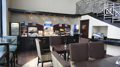 Restaurant | Holiday Inn Express & Suites Houston North Intercontinental