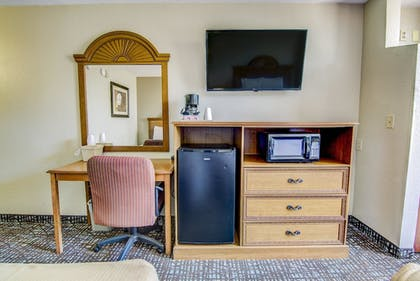 In-Room Amenity | SureStay Plus Hotel by Best Western Rocklin
