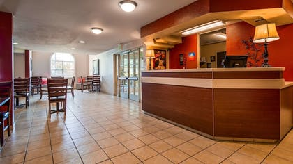 Reception | SureStay Plus Hotel by Best Western Rocklin